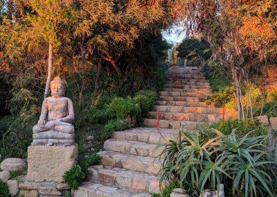 Buddah stairs original